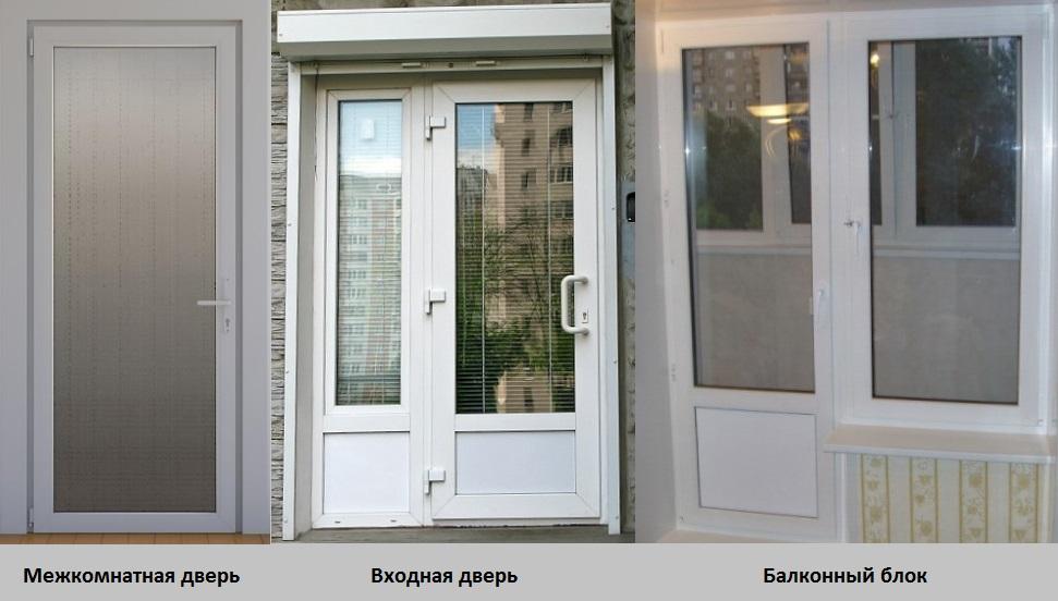 ГОСТ 309702014 Блоки дверные из поливинилхлоридных